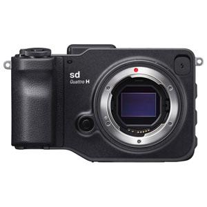SD QUATTRO H シグマ デジタル一眼カメラ「SIGMA sd Quattro H」ボディ