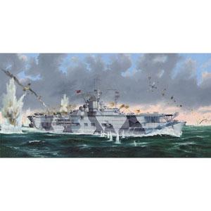 1/350 ドイツ海軍 航空母艦 グラーフ・ツェッペリン【05627】 トランペッター