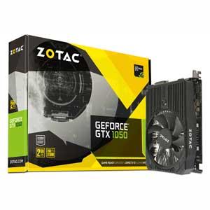 ZT-P10500A-10L ZOTAC PCI-Express 3.0 x16対応 グラフィックスボードZOTAC GeForce GTX 1050 2GB Mini