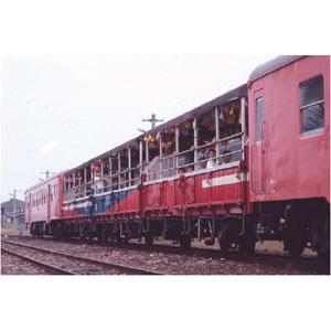 [鉄道模型]マイクロエース (Nゲージ) A1466 キハ47+三角線トロッコ列車 5両セット