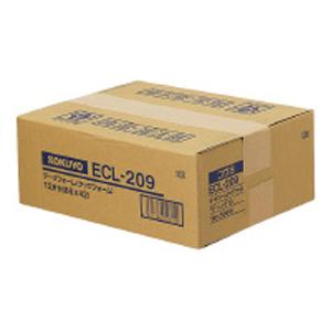 ECL-209 コクヨ タックフォーム(7.8/10×10 12片 500枚 ) KOKUYO S&T [ECL209]【返品種別A】