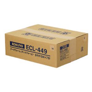 ECL-449 コクヨ タックフォーム(12 1/10×9 9片 500枚) KOKUYO S&T [ECL449]【返品種別A】