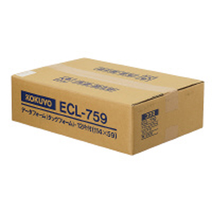 ECL-759 コクヨ タックフォーム(15×10 12片 500枚) KOKUYO S&T