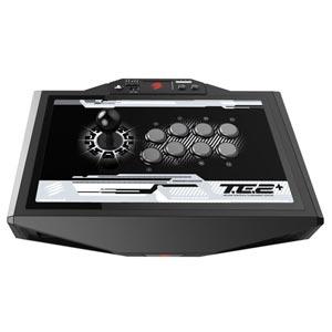 【PS4/PS3】アーケードファイトスティックトーナメントエディション 2+ マッドキャッツ [MCS-FS-MC-TE2P]