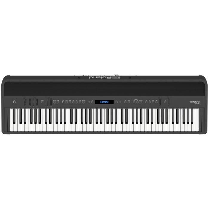 【最大1000円OFF■当店限定クーポン 8/10 23:59迄】FP-90-BK ローランド 電子ピアノ(ブラック) Roland Piano Digital