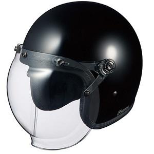 ROCK-BK OGKカブト ストリートジェットヘルメット(ブラック 57-59cm) ROCK