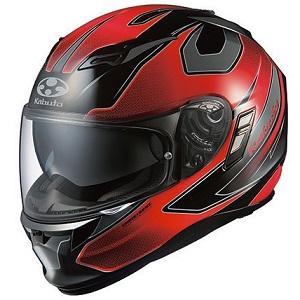 KAMUI2-STINGER-BKRD-XL OGKカブト フルフェイスヘルメット カラーリング(ブラックレッド XL) KAMUI 2 STINGER