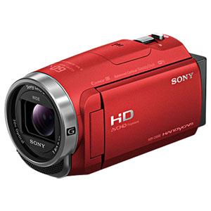 HDR-CX680 R ソニー デジタルHDビデオカメラ「HDR-CX680」(レッド) ハンディカム