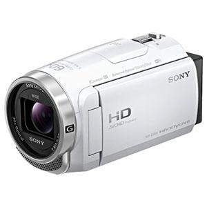 HDR-CX680 W ソニー デジタルHDビデオカメラ「HDR-CX680」(ホワイト) ハンディカム