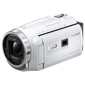 HDR-PJ680 W ソニー デジタルHDビデオカメラ「HDR-PJ680」(ホワイト) ハンディカム