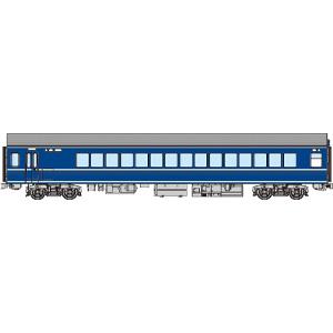 [鉄道模型]トラムウェイ (HO) TW20-011 国鉄20系客車 ナハフ21