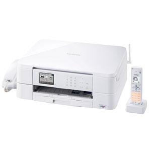 MFC-J737DN ブラザー A4対応 FAX複合機(コードレス受話器1台) PRIVIO(プリビオ) BASICシリーズ