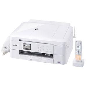 MFC-J997DN ブラザー A4対応 FAX複合機(コードレス受話器1台) PRIVIO(プリビオ) BASICシリーズ