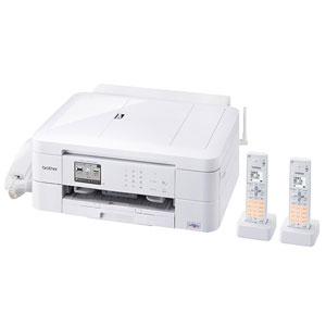 MFC-J997DWN ブラザー A4対応 FAX複合機(コードレス受話器2台) PRIVIO(プリビオ) BASICシリーズ