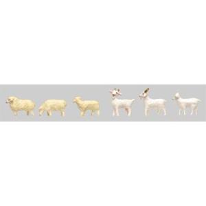 鉄道模型 トミーテック N ザ 格安 価格でご提供いたします ヤギ 羊 在庫一掃売り切りセール 動物105