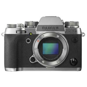 F X-T2-GS 富士フイルム ミラーレスデジタルカメラ「X-T2」グラファイトシルバー エディション Graphite Silver Edition