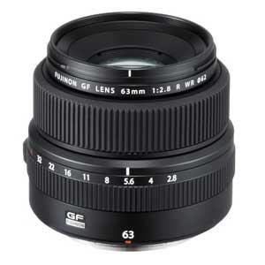 F GF63MMF2.8 R WR 富士フイルム フジノンレンズ「GF63mmF2.8 R WR」 ※富士フイルムGマウント用レンズ