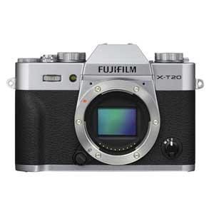 F X-T20-S 富士フイルム ミラーレスデジタルカメラ「X-T20」ボディ(シルバー)