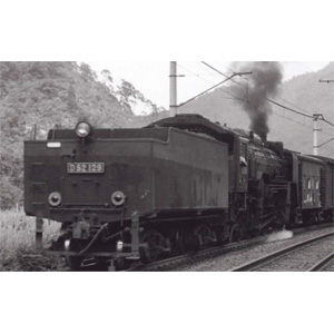 [鉄道模型]マイクロエース (Nゲージ) A6406 D52-129・山陽本線