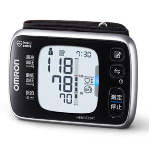 HEM-6324T オムロン 手首式血圧計 OMRON
