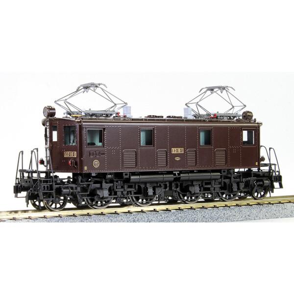 [鉄道模型]ワールド工芸 (HO) 16番 国鉄ED19 1号機 電気機関車組立キット リニューアル品