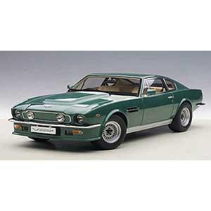 1/18 アストンマーチン V8 ヴァンテージ 1985 (グリーン)【70224】 オートアート