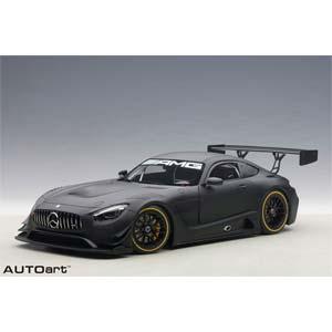 1/18 メルセデス・AMG GT3 (マット・ブラック)【81532】 オートアート