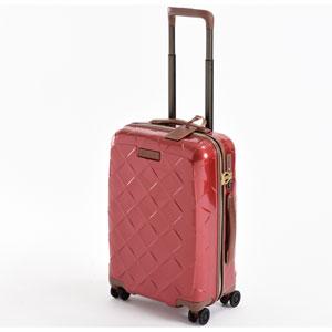 3-990255002 ストラティック スーツケース ハードシェル(Sサイズ)カーマインレッド【日本限定色】 Stratic Leather & More(レザー&モア) 3-9902-55