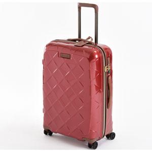 3-990265002 ストラティック スーツケース ハードシェル(Mサイズ)カーマインレッド【日本限定色】 Stratic Leather & More(レザー&モア) 3-9902-65