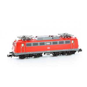 品質が [鉄道模型]ホビートレイン (N) H2831 EpVI BR110形電気機関車 (N) DB EpVI H2831 レッド, あっお勧め!素敵生活のナイスデイ:d0a08416 --- bibliahebraica.com.br