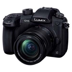 DC-GH5M-K パナソニック デジタル一眼カメラ「LUMIX GH5」標準ズームレンズキット