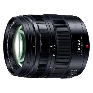 H-HSA12035 パナソニック LUMIX G X VARIO 12-35mm / F2.8 II ASPH./ POWER O.I.S. ※マイクロフォーサーズ用レンズ