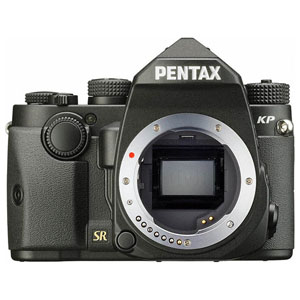 KPブラック ペンタックス デジタル一眼レフカメラ「PENTAX KP」ボディ(ブラック)