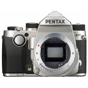 KPシルバー ペンタックス デジタル一眼レフカメラ「PENTAX KP」ボディ(シルバー)