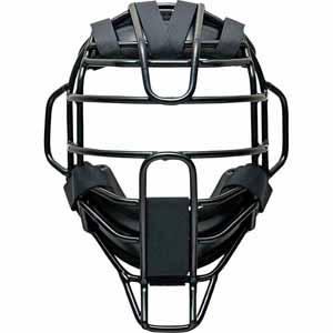 Z-BLM1266-1900 ゼット 硬式野球用マスク(SG基準対応)(ブラック) ZETT プロステイタス