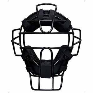 Z-BLM1170A-1900 ゼット 硬式野球用アンパイアマスク(SG基準対応)(ブラック) ZETT