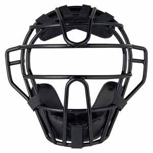 Z-BLM1240A-1900 ゼット 硬式野球用マスク(SG基準対応)(ブラック) ZETT