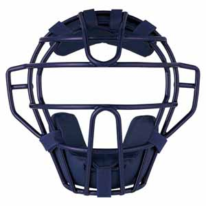 Z-BLM1240A-2900 ゼット 硬式野球用マスク(SG基準対応)(ネイビー) ZETT