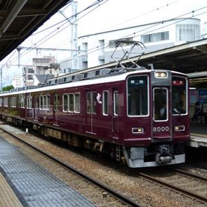 [鉄道模型]ネコ・パブリッシング (HO) 阪急8000系先頭車2両セット(ディスプレイモデル・プラキット)