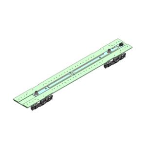 [鉄道模型]ネコ・パブリッシング (HO) 阪急8000系用 T車ユニットセット(2両分)