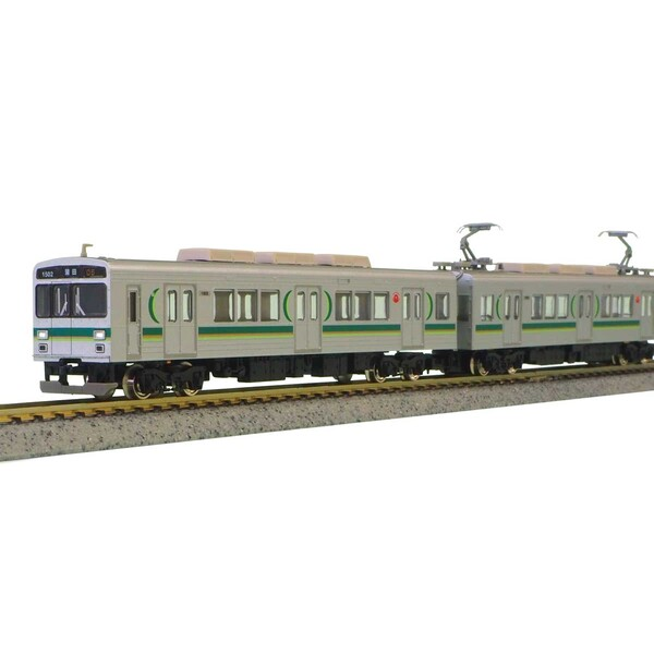ファッションデザイナー [鉄道模型]グリーンマックス (Nゲージ) 30624 (Nゲージ) 東急1000系(1500番代・従来型スカート)3両編成セット(動力付き), TMIネットショップ:24c31ef5 --- konecti.dominiotemporario.com