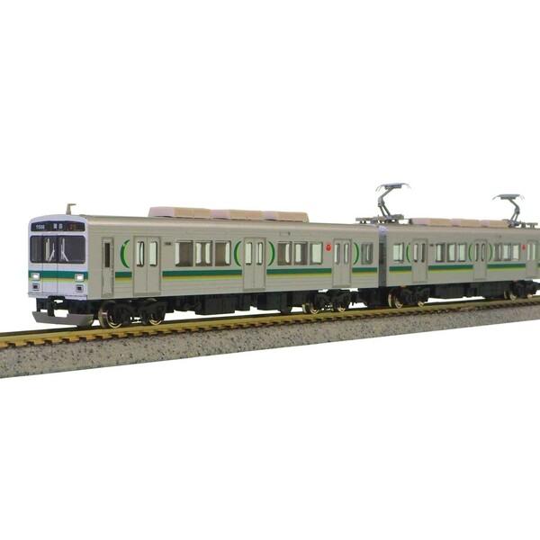 [鉄道模型]グリーンマックス (Nゲージ) 30625 東急1000系(1500番代・強化型スカート)3両編成セット(動力付き)