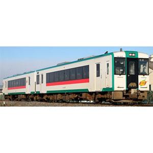 [鉄道模型]グリーンマックス 【再生産】(Nゲージ) 30629 JRキハ111/112形(200番代・陸羽東線)基本2両編成セット(動力付き)