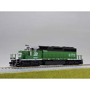 [鉄道模型]カトー (HO) 37-6601A EMD SD40-2 Mid BN #6772