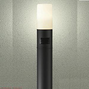 DWP-38638Y ダイコー LED屋外灯 ポールライト(人感センサー付)【電気工事専用】(ブラック) DAIKO [DWP38638Y]