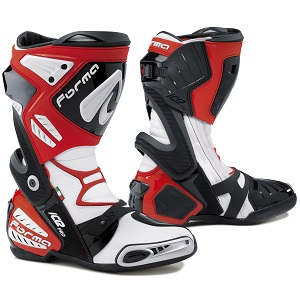 FORMA ICE PRO-RD-40 FORMA レーシングブーツ(RED 40(25.5cm)) ICE PRO