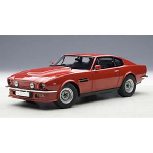 1/18 アストンマーチン V8 ヴァンテージ 1985 (レッド)【70222】 オートアート