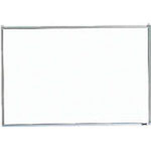 GH-102A トラスコ中山 スチール製ホワイトボード 白暗線入り 900×1800