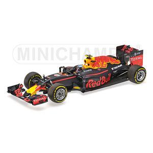 ブル レーシング 2016 ホイヤー マックス・フェルスタッペン レッド RB12 ウィナー【117160333】 スペインGP 1/18 タグ ミニチャンプス