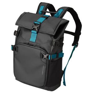 ハクバ SLD-RS-BPBK バックパック(ブラック) ルフトデザイン レジスト